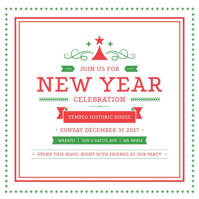 Instagram Ad Holidays & Celebration 1080px 1080px