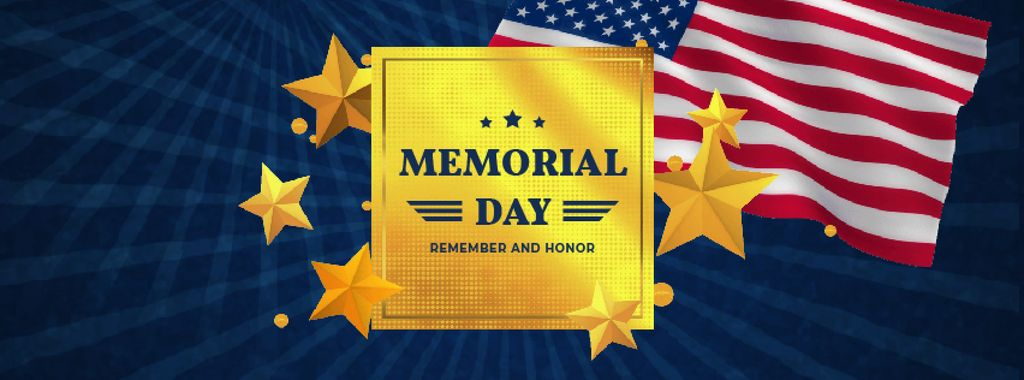USA Memorial Day — Create a Design