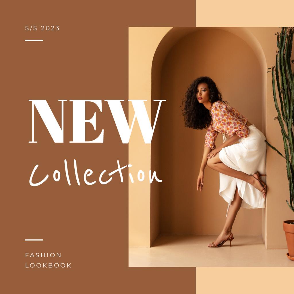 Summer Fashion Collection with eastern mood — Crear un diseño