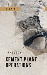 Cement Plant View in Grey