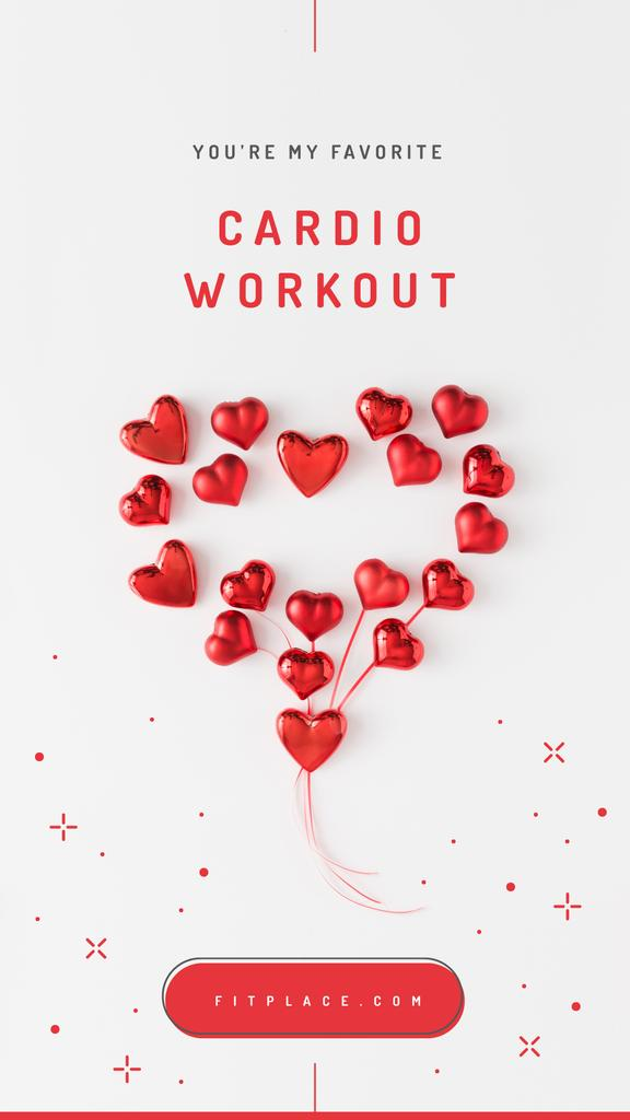 Valentine's Heart-shaped candies — Crea un design