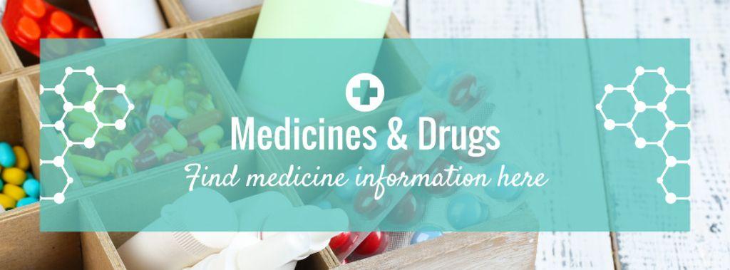 Medicine information with medicines — Create a Design
