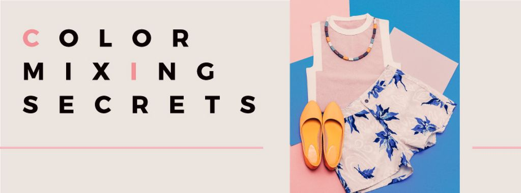 Fashion bright Outfit Offer — ein Design erstellen