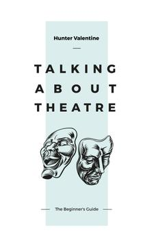 Theatrical Masks Sketches | eBook Template