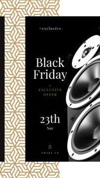 Black Friday Sale Large Speakers