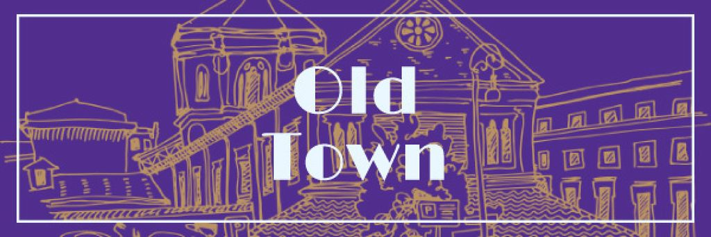 Old Buildings Facades — Créer un visuel