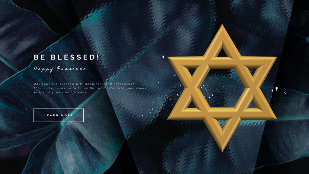 Star of David symbol — Create a Design