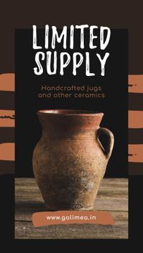 Ethnic Ceramics Offer