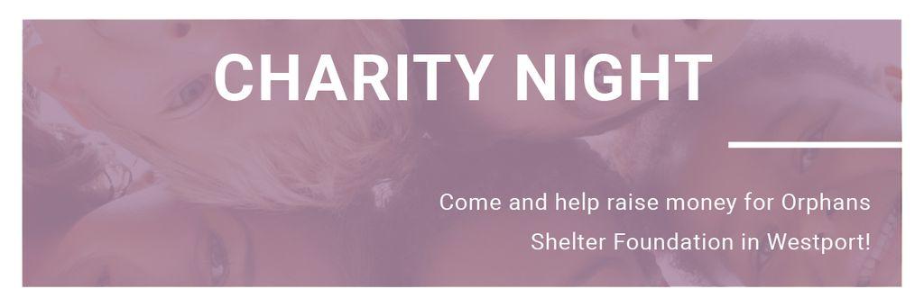Corporate Charity Night — Create a Design