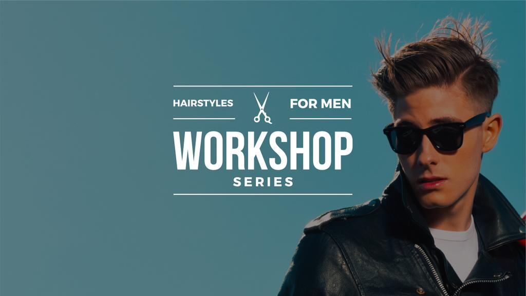 Rockabilly hairstyles workshop — Создать дизайн