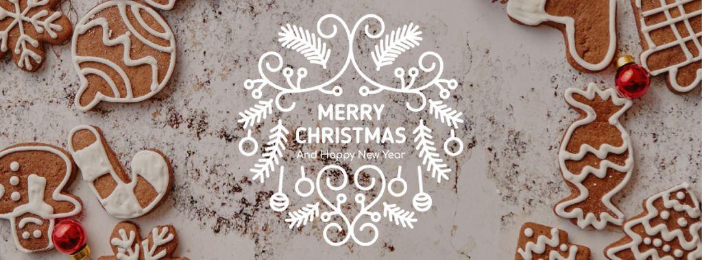 Christmas gingerbread cookies — ein Design erstellen