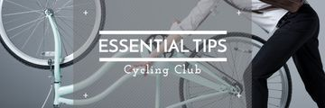 essential tips for cycling club poster