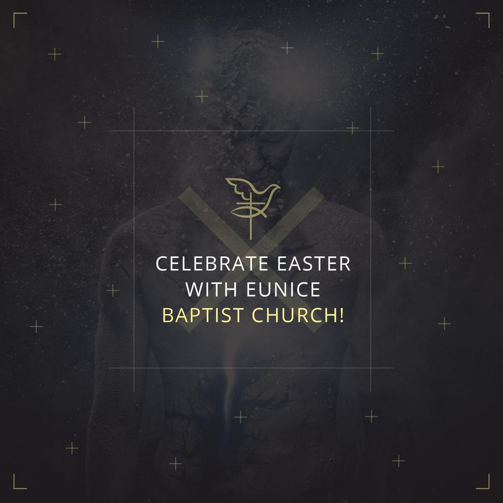 Easter in Baptist Church — Створити дизайн