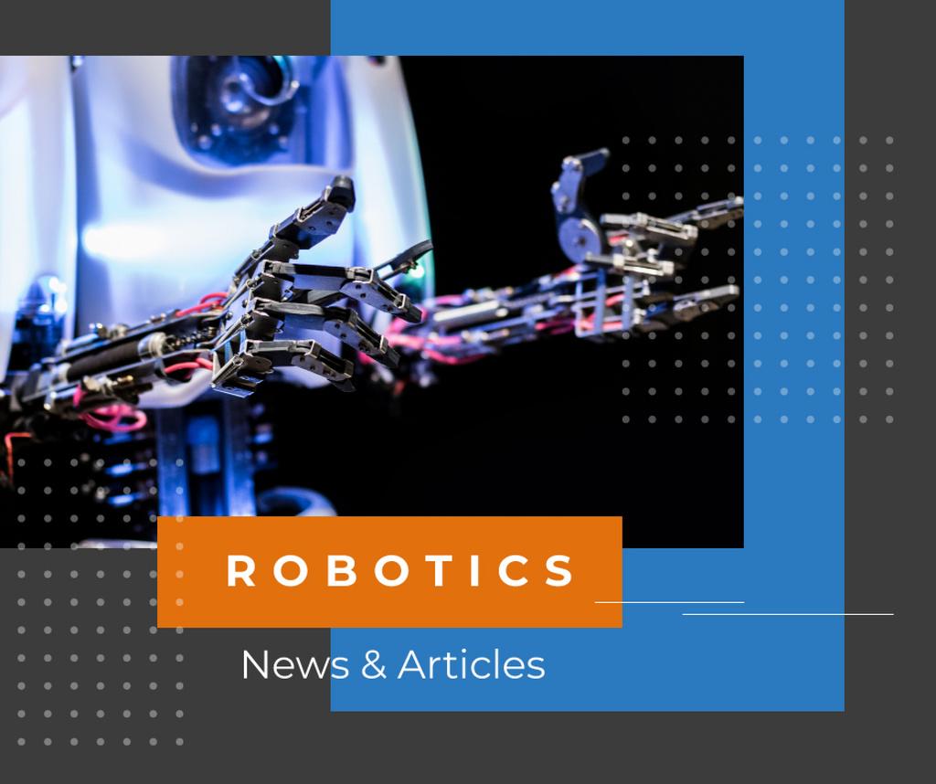 Modern robotics technology — Maak een ontwerp