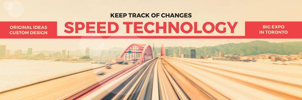 Technology trends banner — Create a Design
