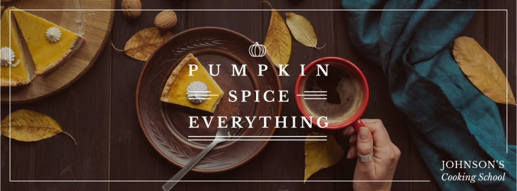 Dishes with Pumpkin spice — Crea un design