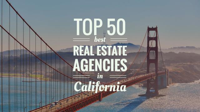 Plantilla de diseño de California Real Estate with Golden Gates Bridge Youtube