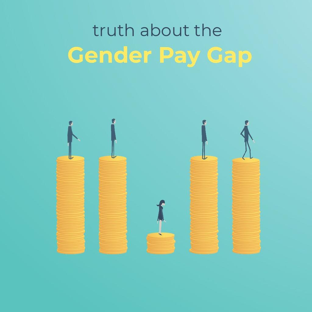 Gender inequality on earnings —デザインを作成する