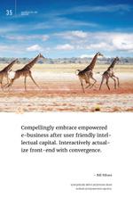 Wild Elephants in Natural Habitat