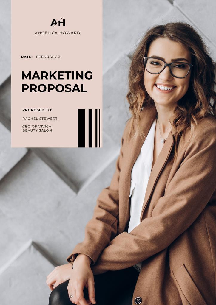 Marketing professional services — Crear un diseño