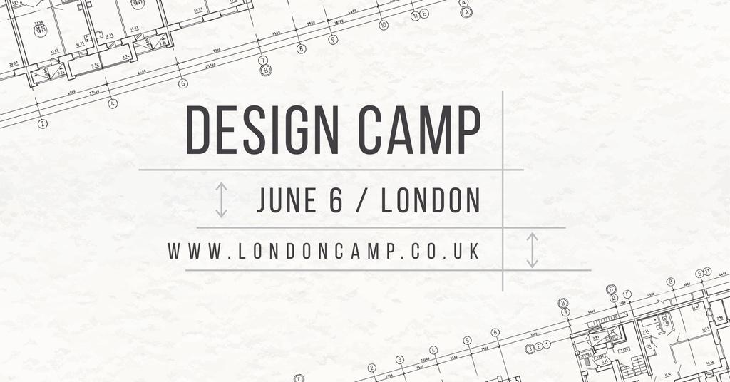 Design camp in London — Создать дизайн