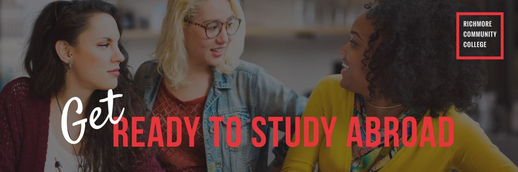 Get ready to study abroad poster — Create a Design