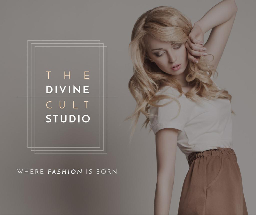 The Divine Cult Studio — Crear un diseño