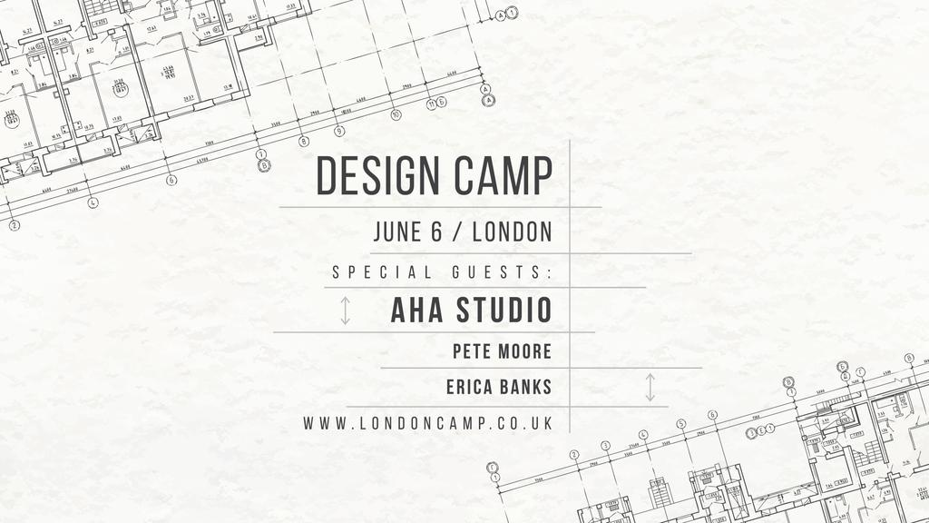 Design camp in London — Створити дизайн