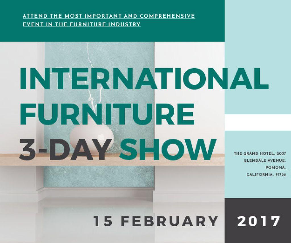 International furniture show — Crea un design