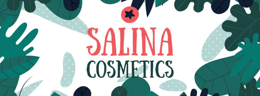 Salina Cosmetics — Create a Design