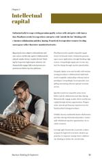 Confident Businessman by Chess Board