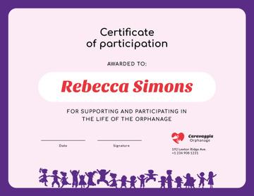 Charity Orphanage life participation gratitude