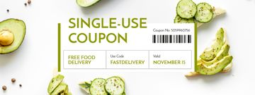 Free Food Delivery Offer