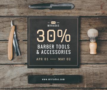 Barbershop Professional Tools Sale