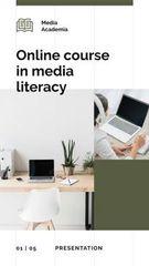 Online Courses promotion