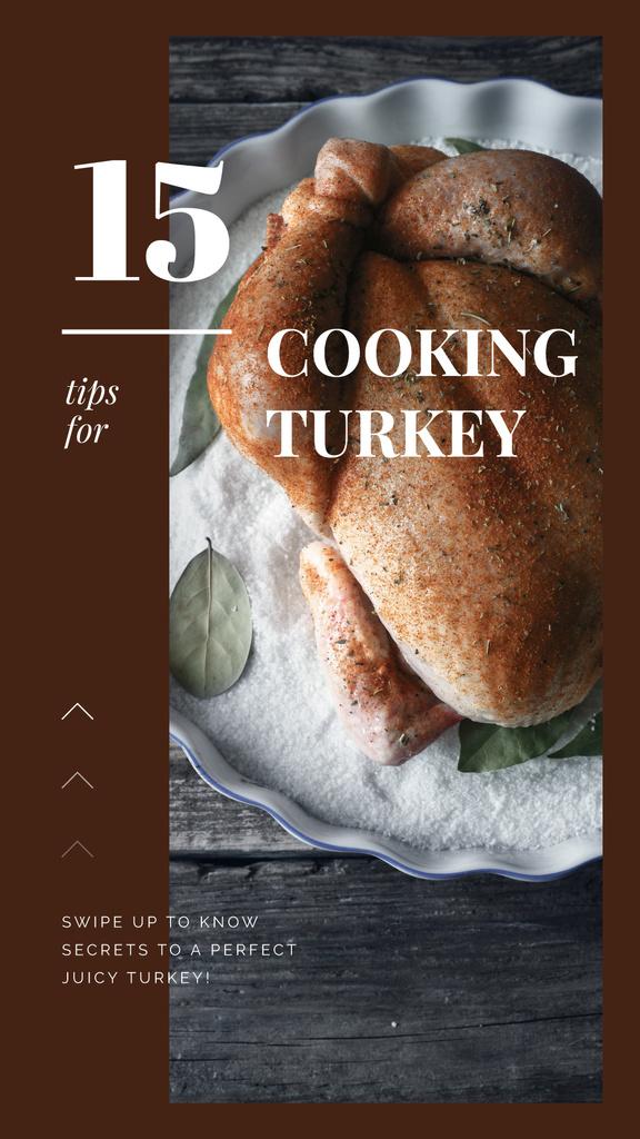 Roasted whole turkey — Create a Design