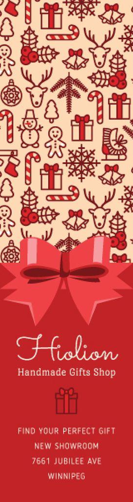 Christmas celebration icons — Crear un diseño