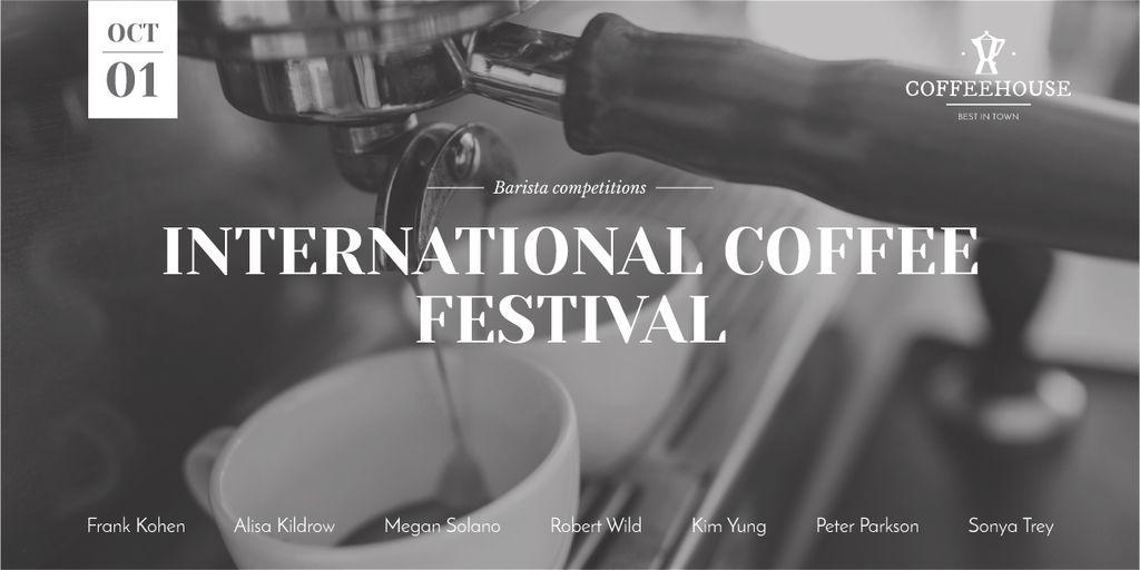 Make espresso coffee — Create a Design