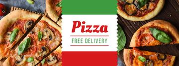 Pizza tasty slices for Delivery offer