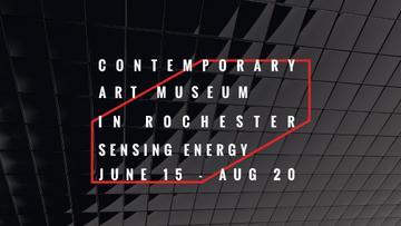 Contemporary art museum in Rochester