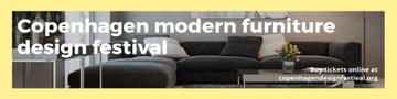 Modern furniture design festival Announcement