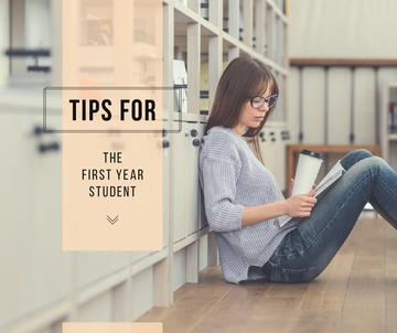 Tips for the first year student
