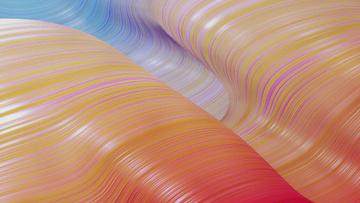 Iridescent Bright Texture