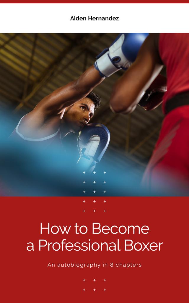 Men Boxing on Ring — Créer un visuel