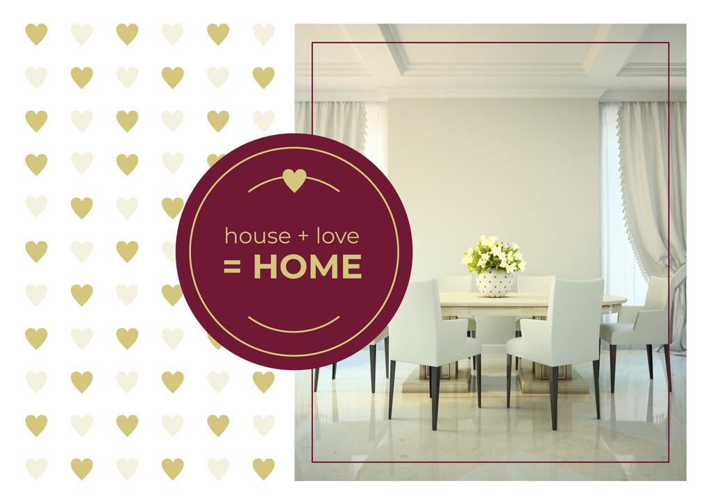 Cozy Kitchen Interior in Light Colours — Crear un diseño