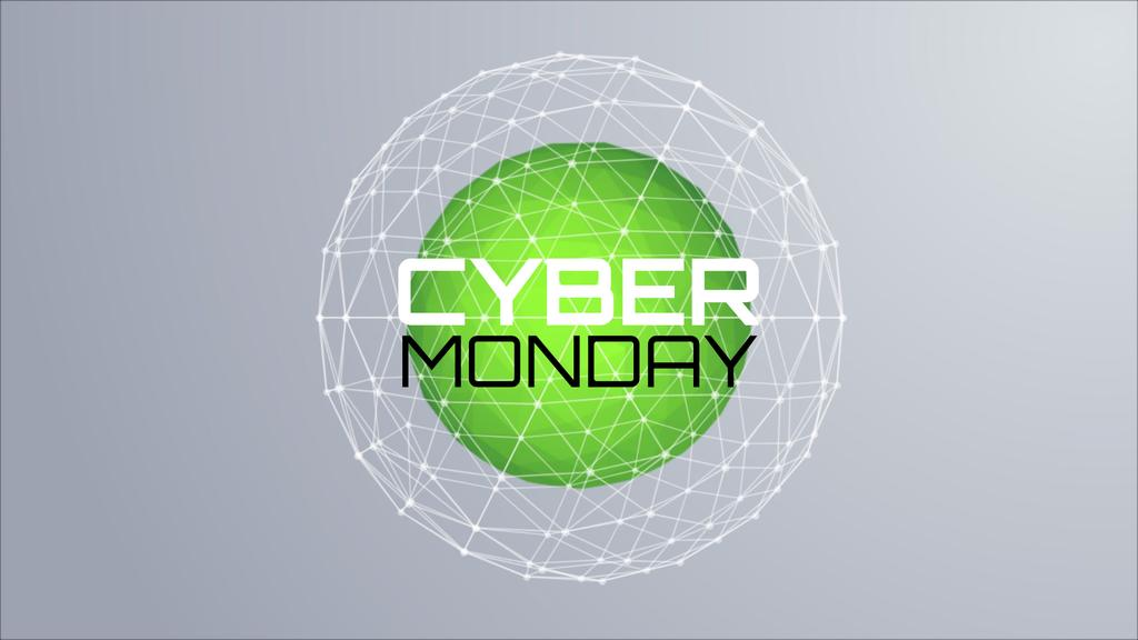 Digital sphere with network — Crea un design