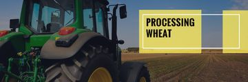 processing wheat banner