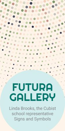 Futura gallery banner Graphic Design Template