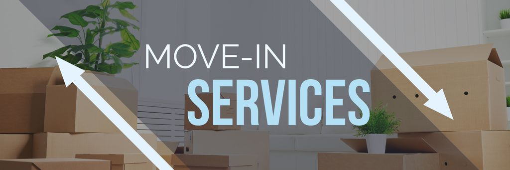 move-in services poster — Створити дизайн