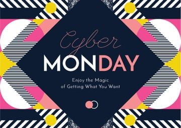 Cyber Monday Sale Announcement